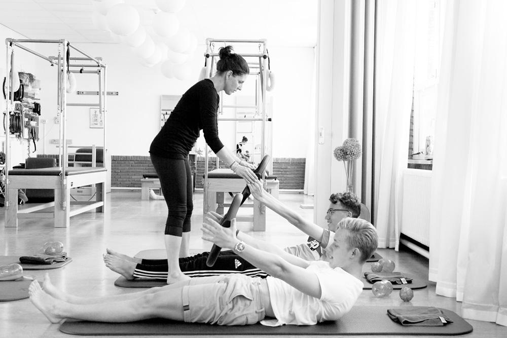 Pilates matles